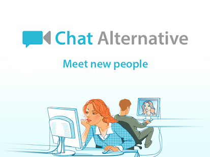 Chat Alternative App -chatwithstrangersonline.com- free chat rooms